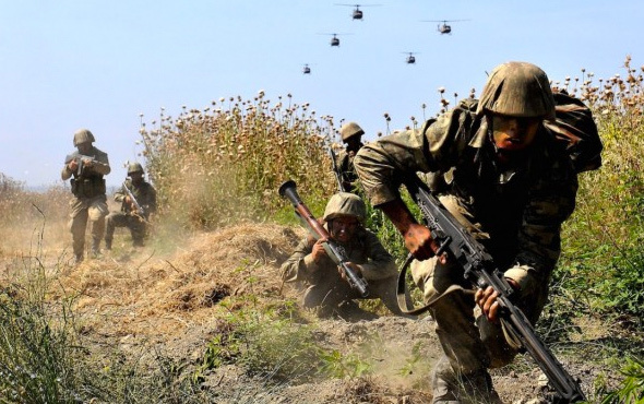 PKK'ya bir darbe daha! Şehit Dökmeci'nin intikamı alındı