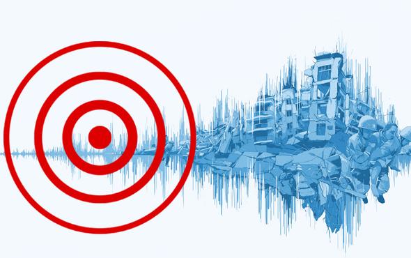 Yeni Zelanda yakınlarında 6.9 büyüklüğünde deprem