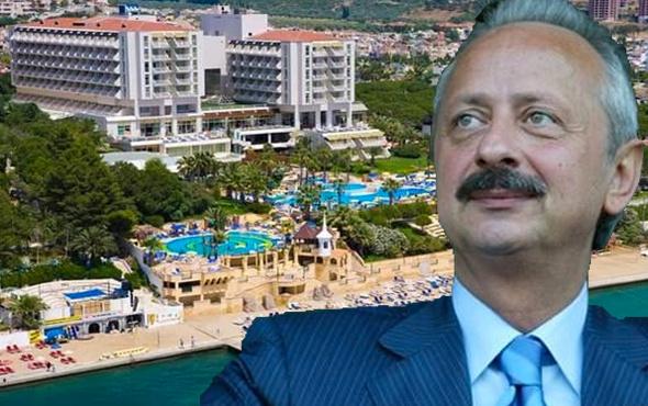 Haluk Ulusoy'un lüks oteli icra yoluyla satıldı