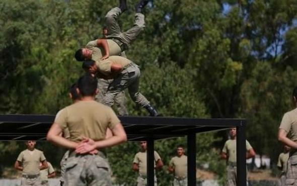 21 günlük bedelli askerlik programı yemin töreni son gün