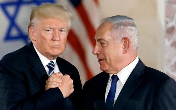 Trump İsrail'in bir dediğini iki etmedi