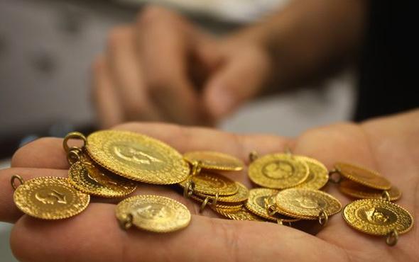 Altın fiyatları da yükseldi çeyrek fiyatı ne kadar