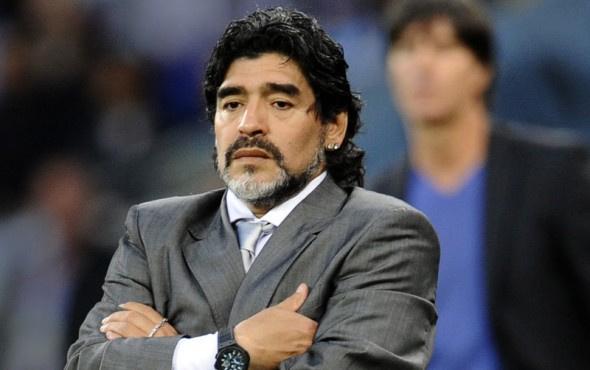 Maradona Meksika'da hızlı başladı
