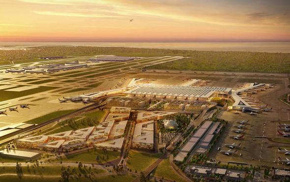 Ulaştırma Bakanlığı'ndan 3. havalimanı açıklaması!