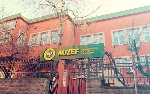 AUZEF mezuniyete 3 ders sınavı ne zaman saat kaçta?
