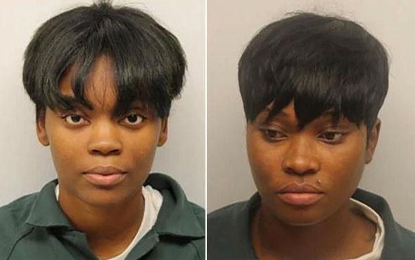 İki kadın kilisede esrarlı kek satarken suçüstü yakalandı