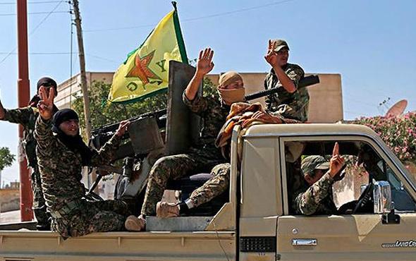ABD'den YPG'ye 250 TIR ağır silah