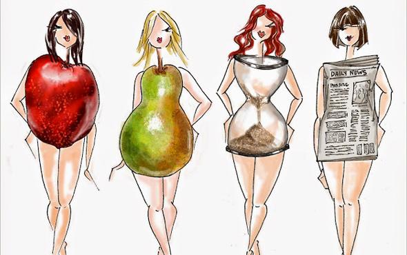 Vücut tipine göre giyinme nasıl olmalı?