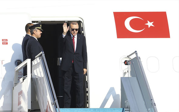 Erdoğan tarihi zirve için İran'a gitti! Gündem İdlib...