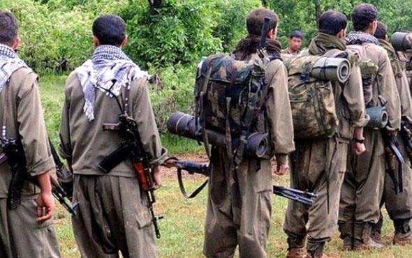 PKK'lı alçakların hain planı ortaya çıktı