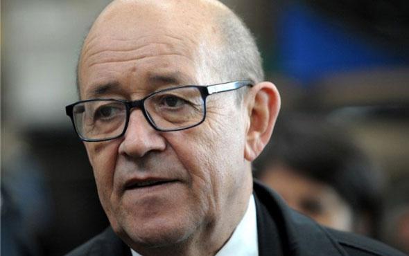 Dışişleri Bakanı açıkladı! İşteFransa'nın Suriye'den çekilme şartı