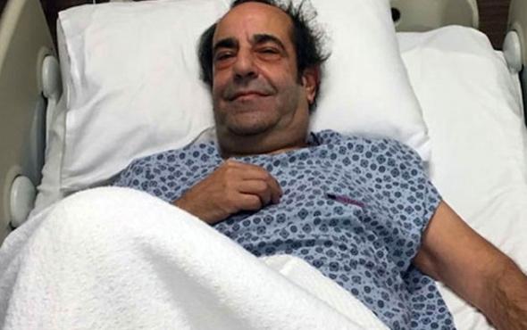 Usta müzisyen Özkan Uğur bıçak altına yattı