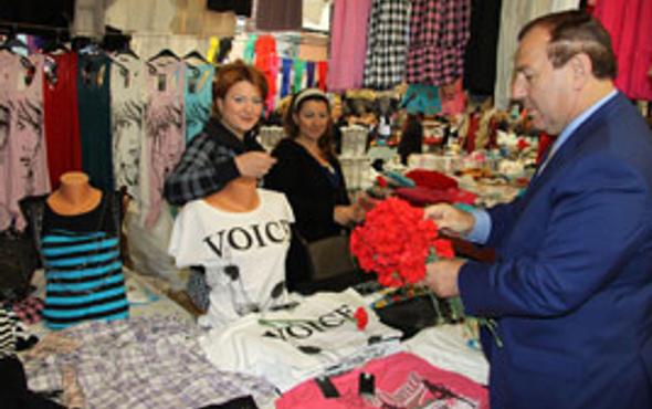 Esenyurt'ta sosyete pazarı açıldı