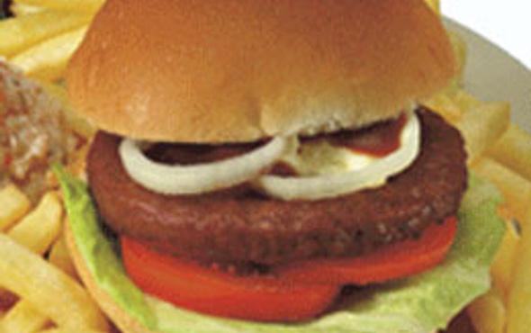 Fast Food'un bir zararı daha çıktı!
