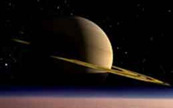 Titan'da yaşam bulundu
