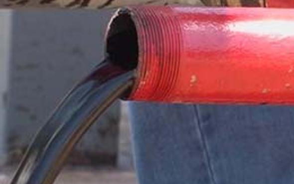 Manisa'da petrol çıkarılmaya başlandı