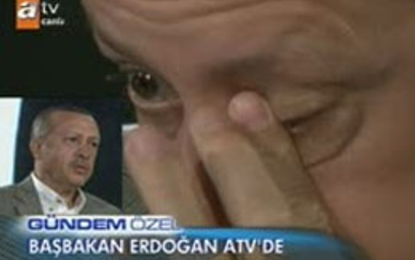 Ahmet Kaya Erdoğan'ı böyle ağlattı!