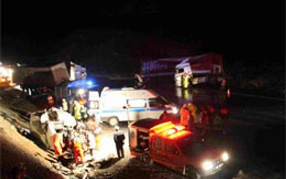 Erzincan'da kazada ölenlerin isimleri