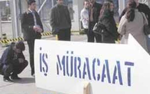 İŞKUR'da 280 bin iş eleman bekliyor