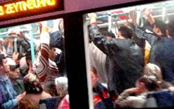 İBB'den tramvay kazası açıklaması
