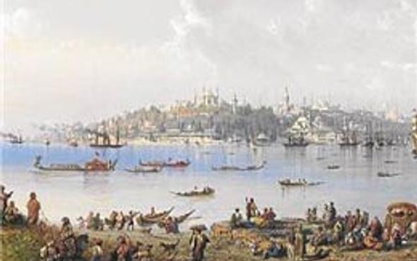 150 yıllık İstanbul tablosu satışa sunuluyor
