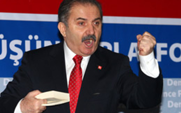 Namık Kemal Zeybek iddialı konuştu