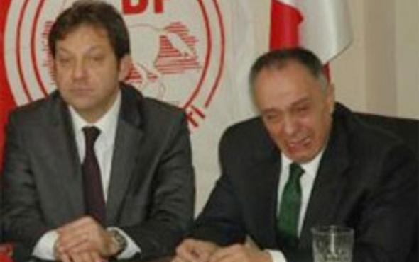DP İzmir teşkilatında ağlatan istifa