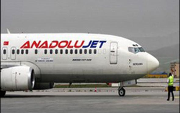 Siirt-Ankara uçak seferleri iptal edildi