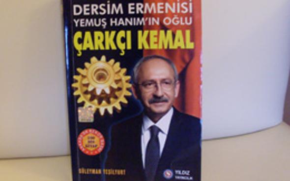 Meclis'i karıştıran Çarkçı Kemal kitabı