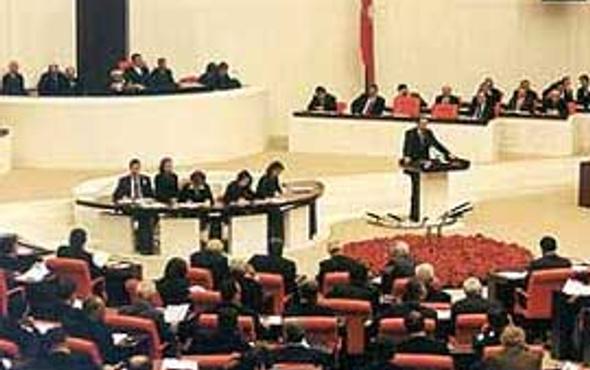 Geçici işçilere kadro Mecliste