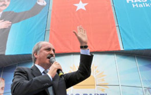 HAS Parti Genel Merkezi törenle açıldı