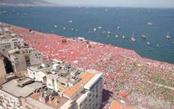 AK Parti İzmir'in şifresini çözemedi!