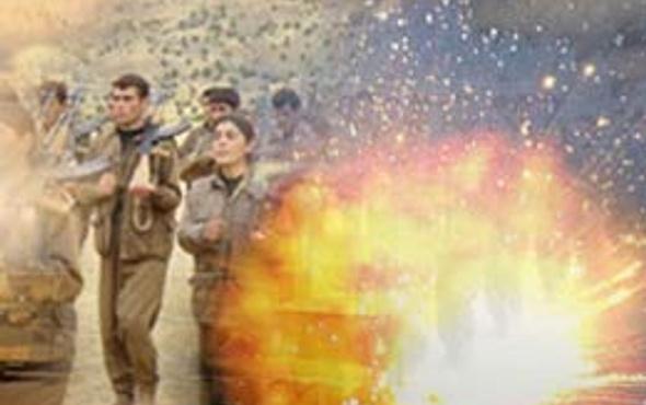 5 günde 8 PKK'lı terörist öldürüldü