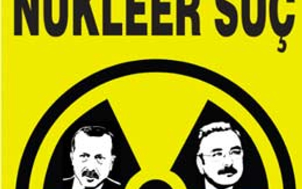 Erdoğan'a pankartlı soru (Video)