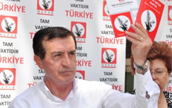 Pamukoğlu'nun milletvekili hesabı