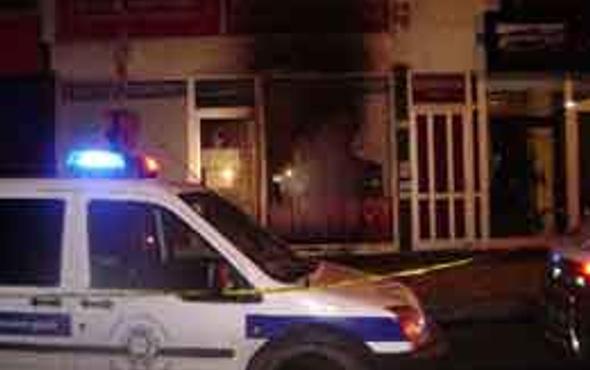 Polis merkezine saldırı!
