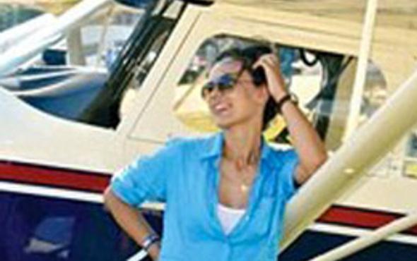 İlk kez bir Türk kadın pilot bu yarışta