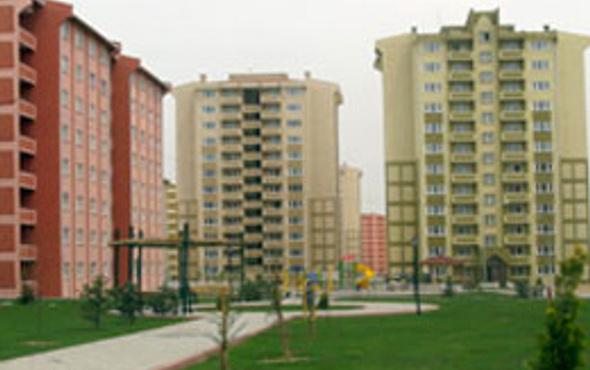 TOKİ'den başkente yeni bir proje