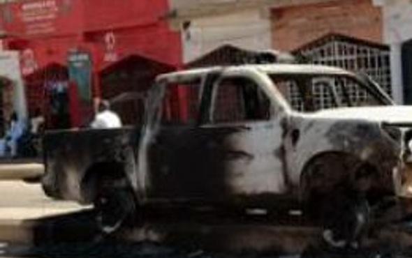Nijerya'da kiliselere saldırı: En az 26 ölü