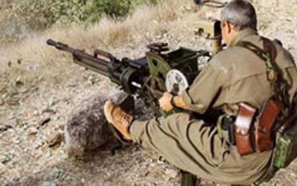 PKK bu kez suçüstü yakalandı