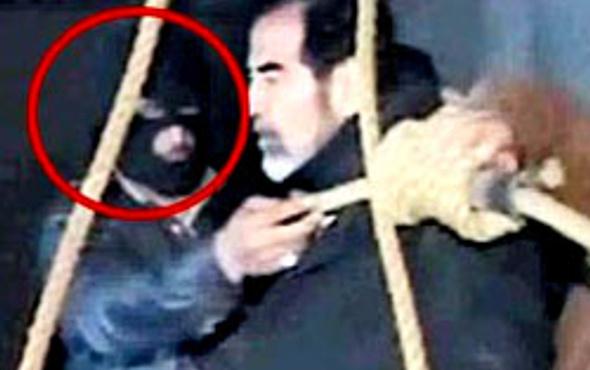 Saddam'ın idam anı WikiLeaks'te