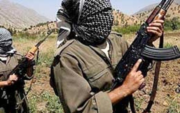 PKK'lılar karakola ateş açtı!