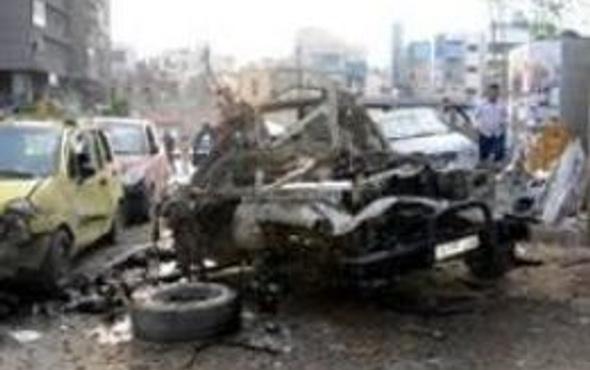 Halep'te patlama: En az beş ölü