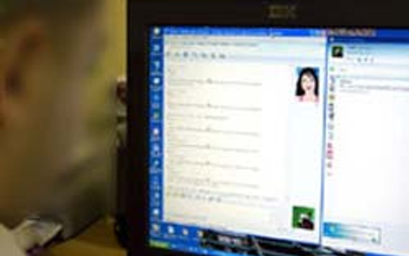 MSN hırsızına tokat gibi ceza!