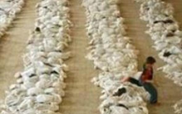 HRW: Suriye'deki işkenceler insanlık suçu