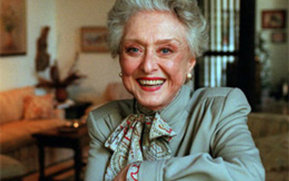 Oscar ödüllü aktris Celeste Holm öldü