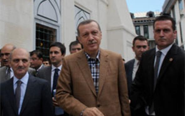 Erdoğan vatandaşları böyle dinledi