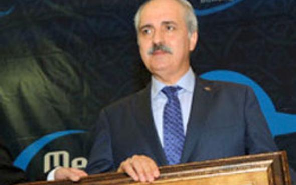 Kurtulmuş'dan AK Parti açıklaması