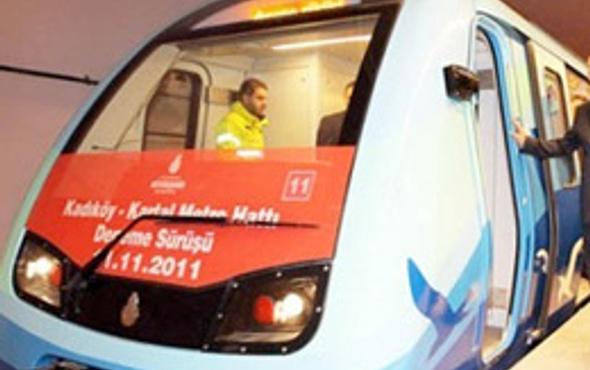 Kadıköy-Kartal metrosu isyan ettirdi