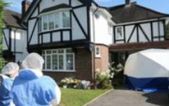 Saad el-Hilli'nin evinde polis incelemesi